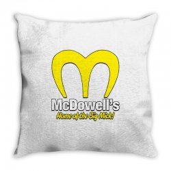 mcdowells Throw Pillow | Artistshot