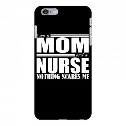 i am a mom and a nurse iPhone 6 Plus/6s Plus Case | Artistshot