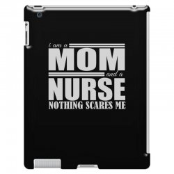 i am a mom and a nurse iPad 3 and 4 Case | Artistshot