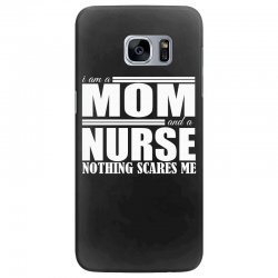 i am a mom and a nurse Samsung Galaxy S7 Edge Case | Artistshot