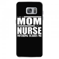 i am a mom and a nurse Samsung Galaxy S7 Case | Artistshot