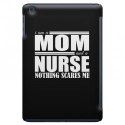 i am a mom and a nurse iPad Mini Case | Artistshot
