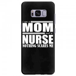 i am a mom and a nurse Samsung Galaxy S8 Plus Case | Artistshot