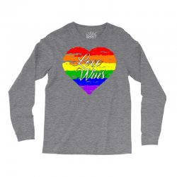 Love Wins One Pulse Orlando Strong Long Sleeve Shirts | Artistshot