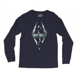 Skyrim Long Sleeve Shirts | Artistshot