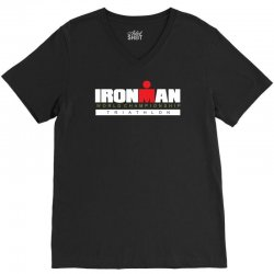 ironman triathlon world championships V-Neck Tee | Artistshot