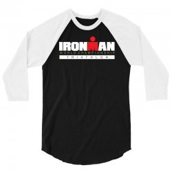 ironman triathlon world championships 3/4 Sleeve Shirt | Artistshot