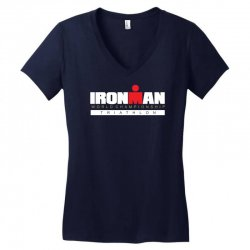 ironman triathlon world championships Women's V-Neck T-Shirt | Artistshot