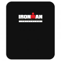 ironman triathlon world championships Mousepad | Artistshot