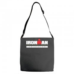 ironman triathlon world championships Adjustable Strap Totes | Artistshot