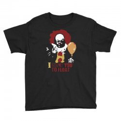 it pennywise clown Youth Tee | Artistshot