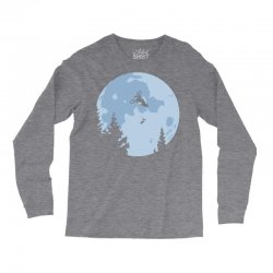 funny et moon bmx Long Sleeve Shirts | Artistshot
