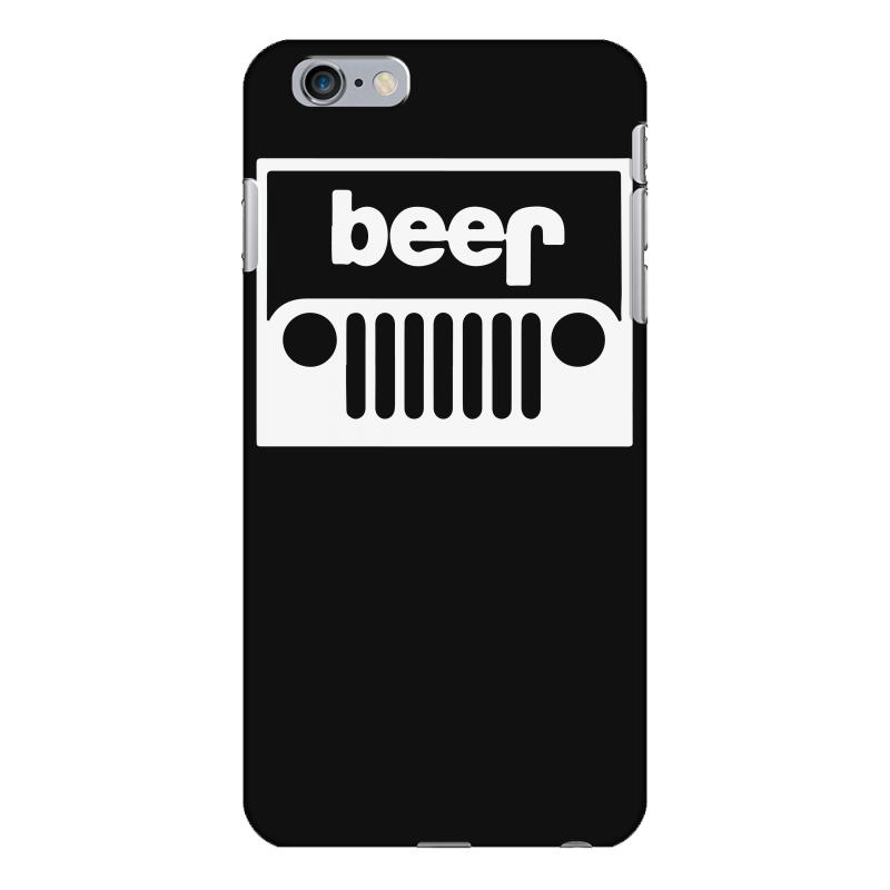 newest collection bbd40 dab10 Jeep Beer Iphone 6 Plus/6s Plus Case. By Artistshot