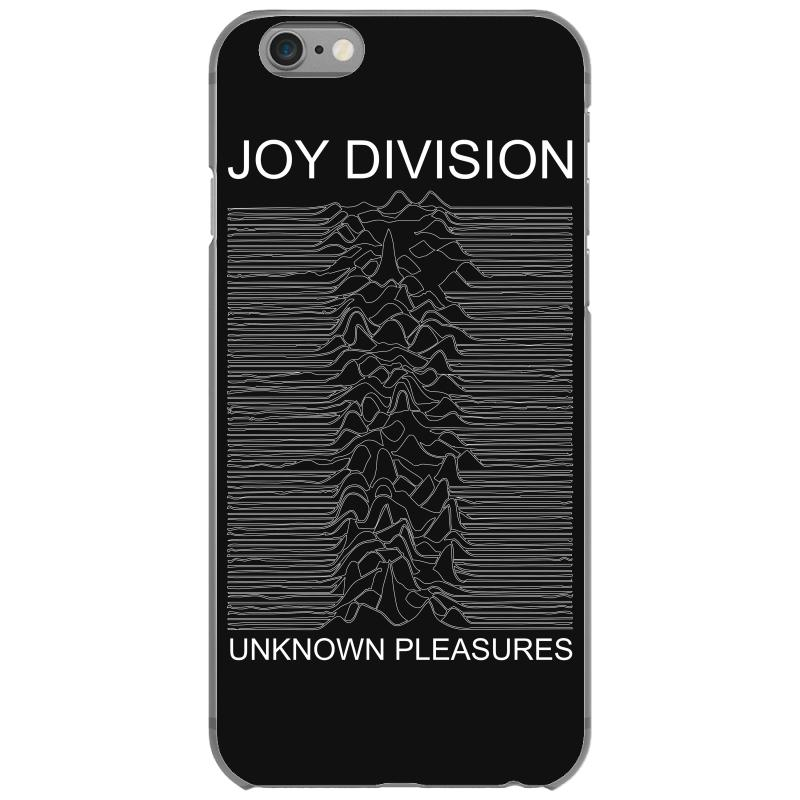 6899248865 Custom Joy Division Unknown Pleasures Iphone 6/6s Case By Hezz Art ...