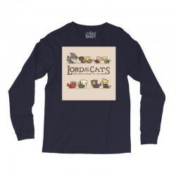 Lord Of The Cats Long Sleeve Shirts | Artistshot