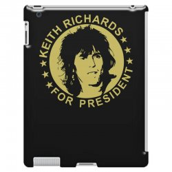keith richards for president iPad 3 and 4 Case | Artistshot