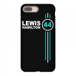 lewis hamilton number 44 iPhone 8 Plus Case | Artistshot