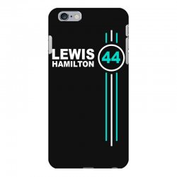 lewis hamilton number 44 iPhone 6 Plus/6s Plus Case | Artistshot