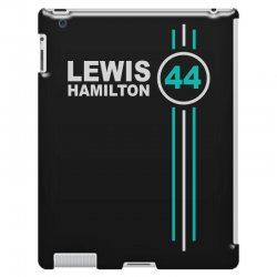 lewis hamilton number 44 iPad 3 and 4 Case | Artistshot