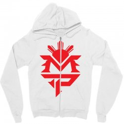manny pacquiao red mp logo boxer sports Zipper Hoodie | Artistshot