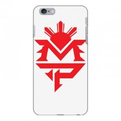 manny pacquiao red mp logo boxer sports iPhone 6 Plus/6s Plus Case | Artistshot