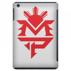 manny pacquiao red mp logo boxer sports iPad Mini Case | Artistshot