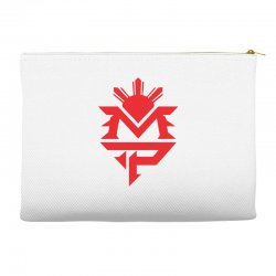 manny pacquiao red mp logo boxer sports Accessory Pouches | Artistshot