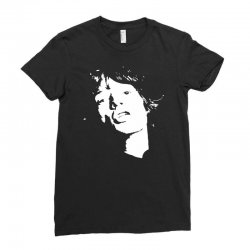 mick jagger Ladies Fitted T-Shirt | Artistshot