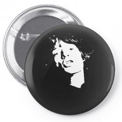 mick jagger Pin-back button | Artistshot