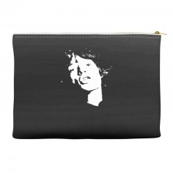 mick jagger Accessory Pouches | Artistshot