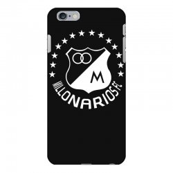 millonarios futbol iPhone 6 Plus/6s Plus Case | Artistshot