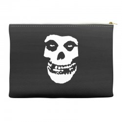 misfits   skull Accessory Pouches | Artistshot
