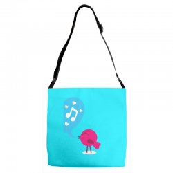 Love Bird Adjustable Strap Totes | Artistshot