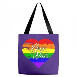Love Wins One Pulse Orlando Strong Tote Bags | Artistshot