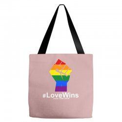 Love Wins 12th 2016 - Orlando Strong Tote Bags | Artistshot