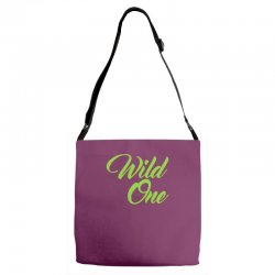 Wild One Adjustable Strap Totes | Artistshot