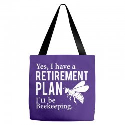 Yes I have a Retirement Plan Tote Bags | Artistshot