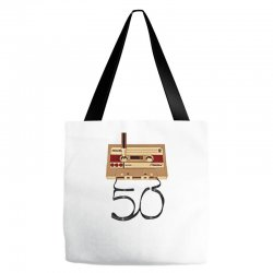 music tape retro Tote Bags | Artistshot