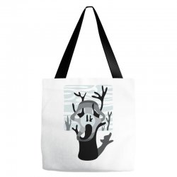 the tree's scream Tote Bags | Artistshot