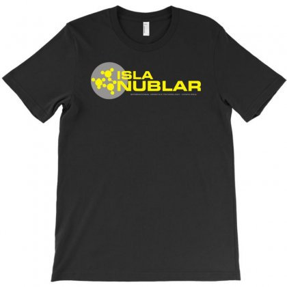 Movie T Shirt Inspired By The Film Jurassic Park   Isla Nublar T-shirt Designed By Hezz Art