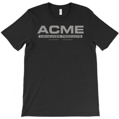 Movie Tshirt Inspired Classic Films   Acme Products T-shirt Designed By Hezz Art