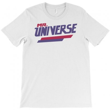 Mr Universe T-shirt Designed By Hezz Art