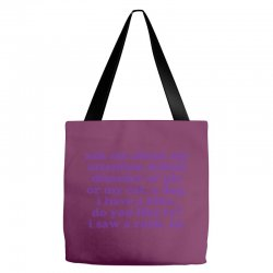 Funny ADHD quote Tote Bags | Artistshot