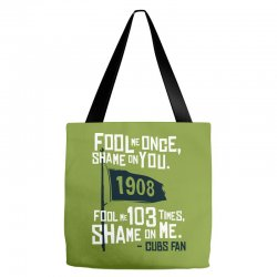 funny chicago cubs Tote Bags | Artistshot