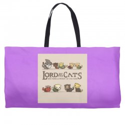 Lord Of The Cats Weekender Totes | Artistshot