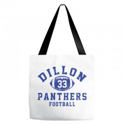 DILLON PANTHERS FOOTBALL Tote Bags | Artistshot
