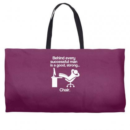 Successful Man Is A Good Weekender Totes Designed By Gematees