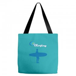 the surfing Tote Bags | Artistshot