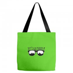 Let's go the Travel Tote Bags | Artistshot