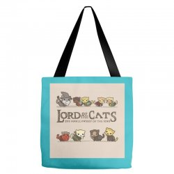 Lord Of The Cats Tote Bags | Artistshot